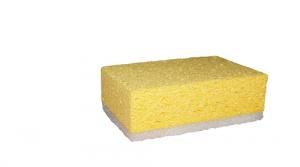 Губка целлюлозная (комбинированная)