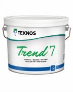 TREND 7 - матовая краска для стен