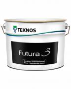 FUTURA 3 - матовая адгезионная грунтовка