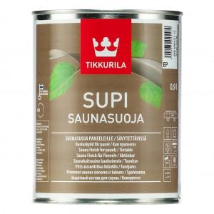 Полуматовый колеруемый защитный состав Супи саунасуоя